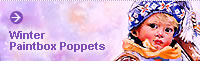 View the Winter Paintbox Poppets Collection